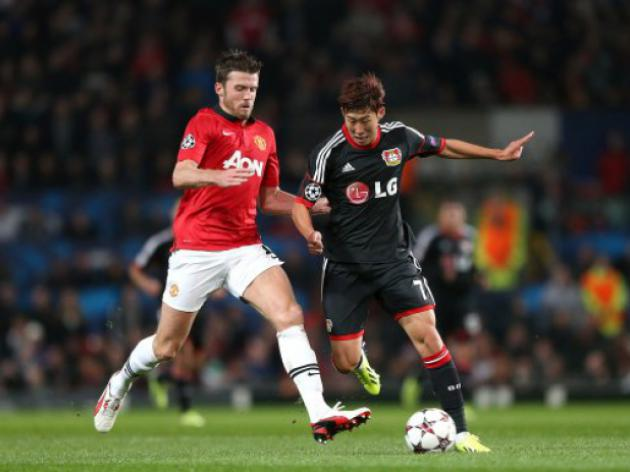 Manchester United Linchpin Michael Carrick Looks Set To Be Out Of Play
