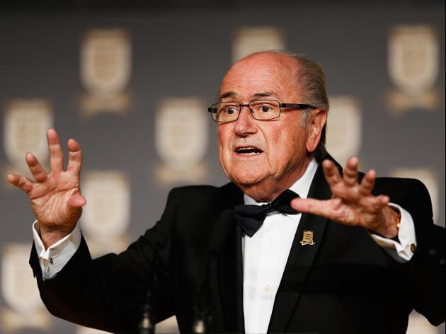 Blatter facing European backlash