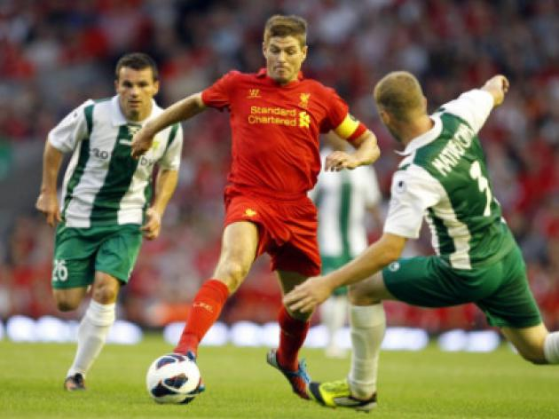 Gerrard vows to defy ravages of time