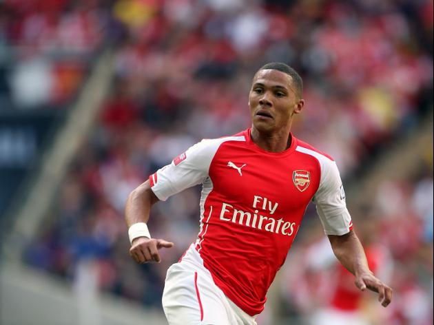Wenger has confidence in Gibbs