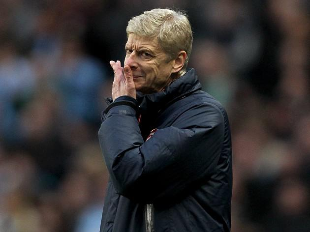 Wenger calls for ban consistency