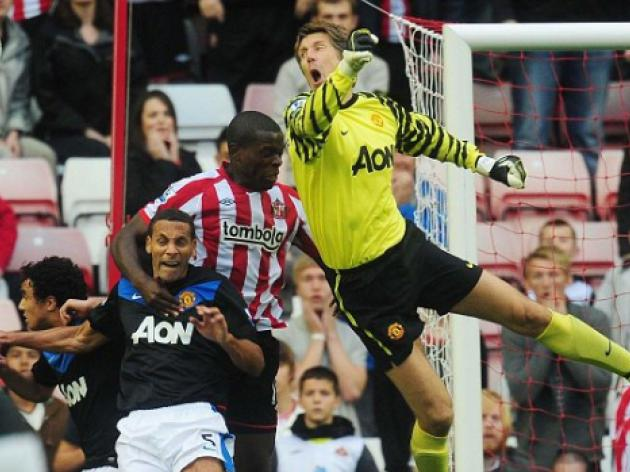 Sunderland 0 Manchester United 0: Tinkerman Fergie serves up a stinker