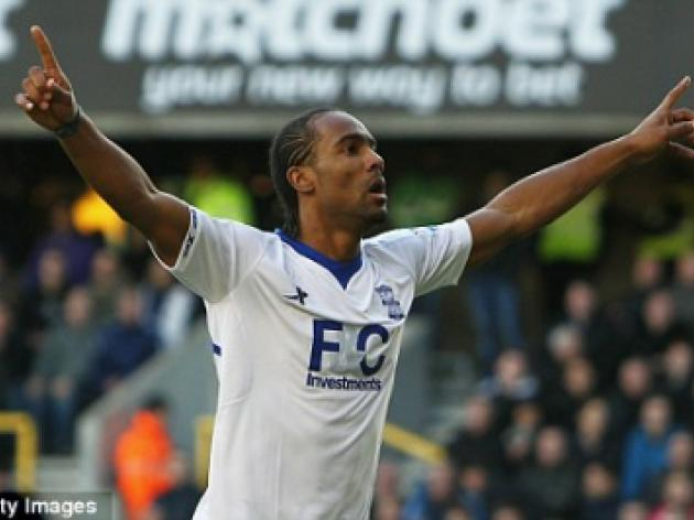 Stoke offer 4m to Birmingham for striker Cameron Jerome