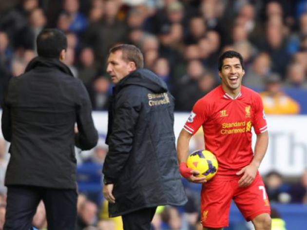 Rodgers or Suarez, who's Right?