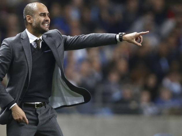 Guardiola demands patience as Bayern close on record