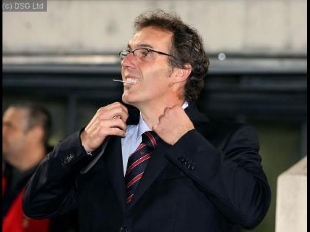 Blanc pleased as France impress