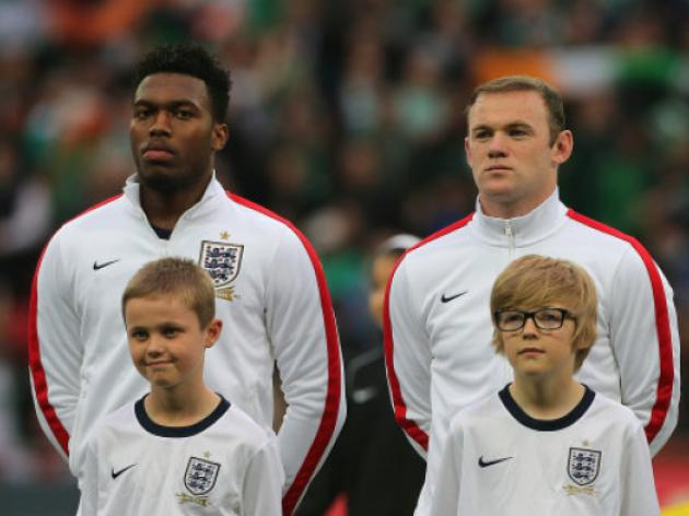 Rooney  Sturridge: England's Dream Team Partnership?