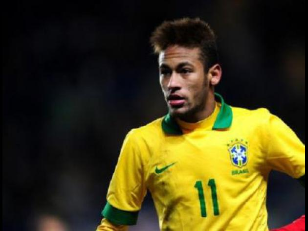Neymar renews Brazils number 10 love affair