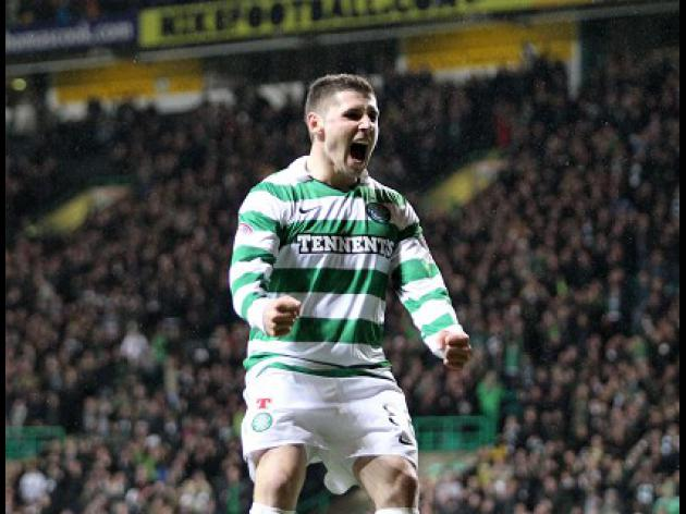 Hooper hits hat-trick for Hoops