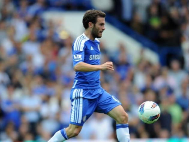Top 10 Premier League Players of the season so far - 5 - Juan Mata