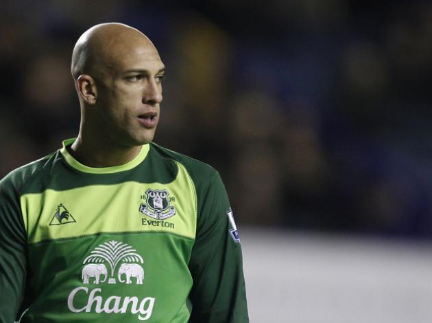 Team of the Week: Howard saves Everton