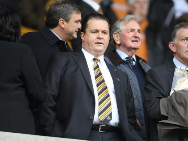 Jez Moxey defends Wolves team selection against Manchester United