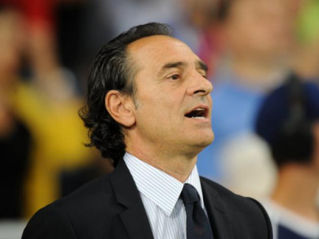 Spain can show Italy the way, says Prandelli