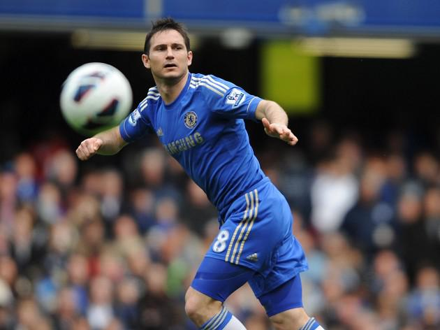 Managers praise Lampard after 201st Chelsea goal