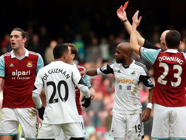 West Ham suffer new Carroll defeat