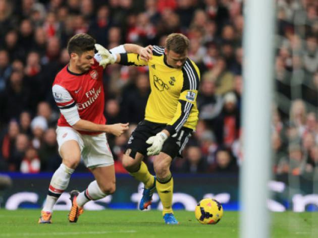 Wilshere praises Arsenal teammate Olivier Giroud