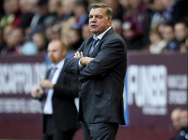 Allardyce relaxed on new contract