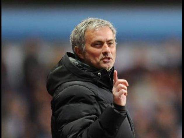 Mourinho unfazed by trophy drought