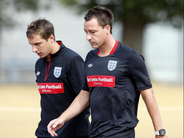 Calls for Terry return irk Jagielka