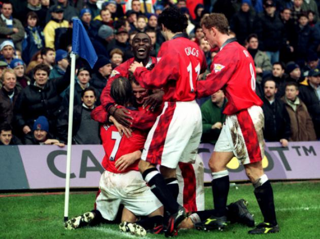 Chelsea 3-5 Manchester United: FA Cup video classics
