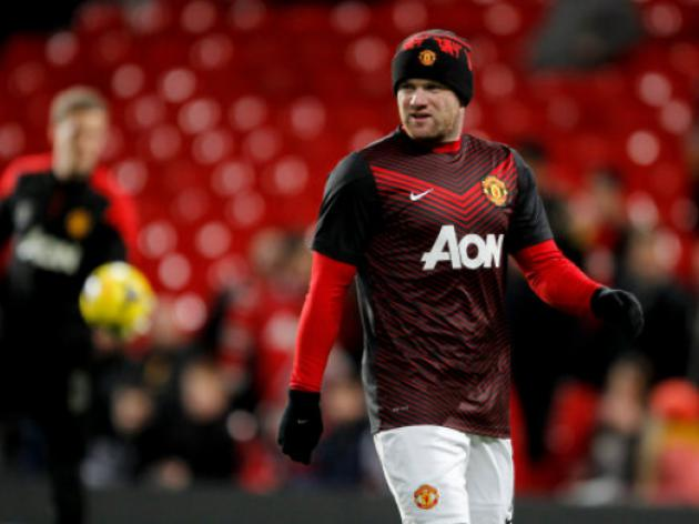Captain Rooney's new record deal contract with United