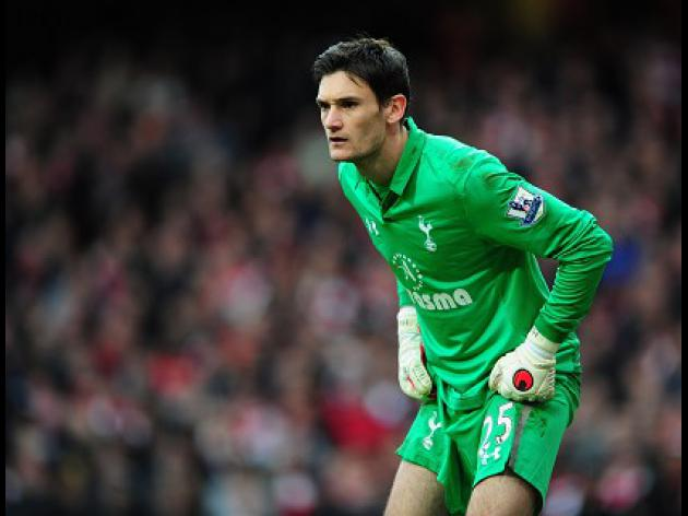 Hugo heroics keep Spurs in the hunt