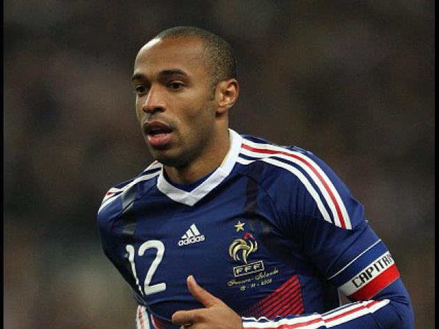 Henry confirms France retirement