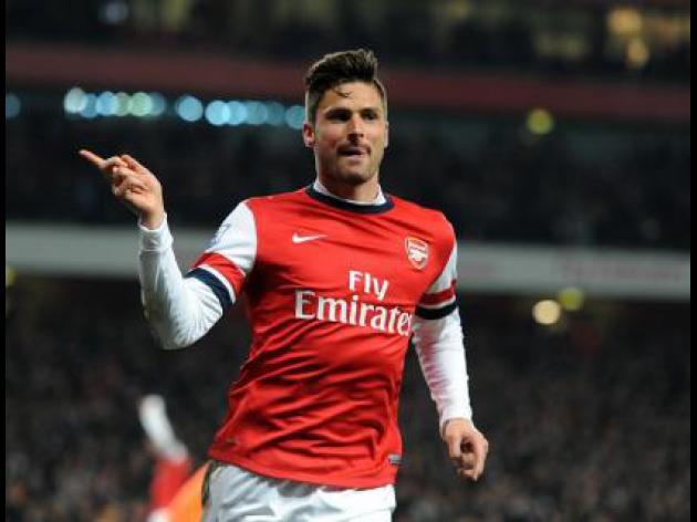 Giroud to miss European matches