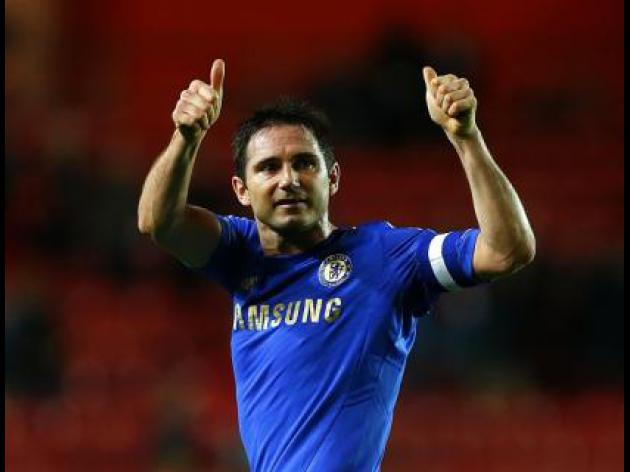 Frank Lampard will be leaving Chelsea, according to his agent