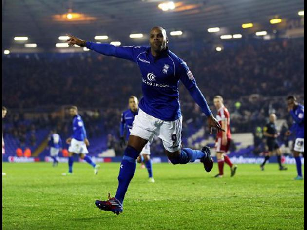 King helps Blues conquer Boro