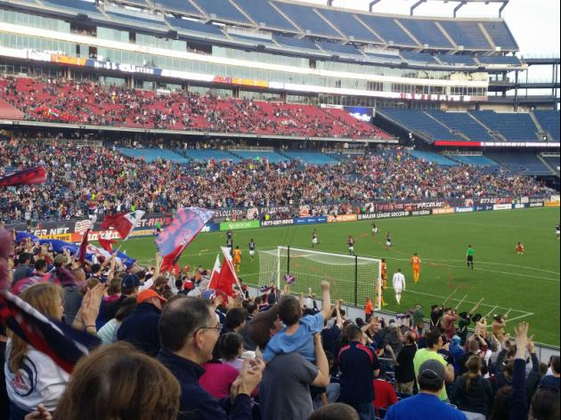 Top Ten Reasons America's MLS Will Never Reach Parity With NFL