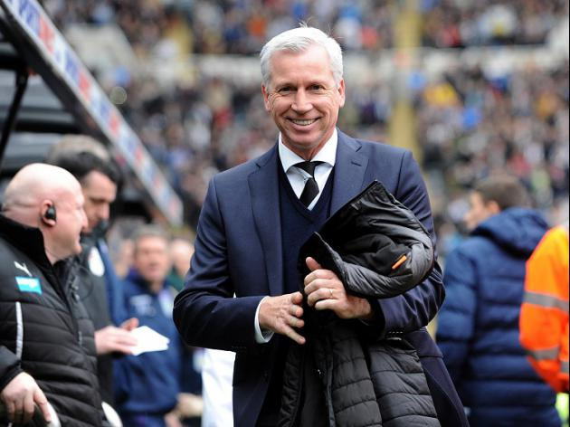 Pardew: We all feel frustrated