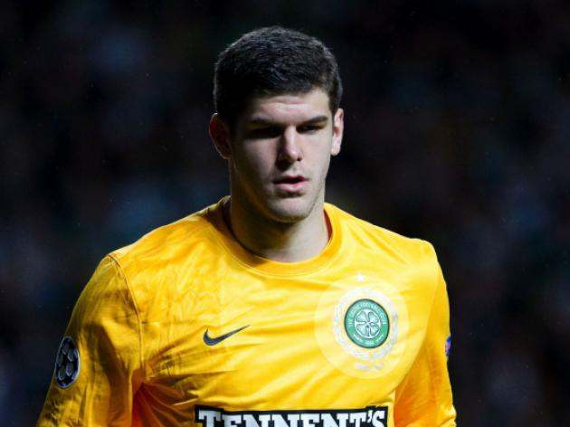 Forster sets club record as Celtic motor on