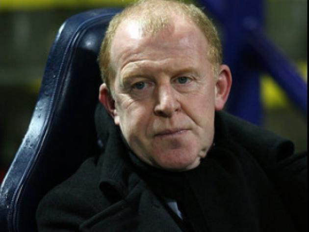 Reebok reign over for boss Megson
