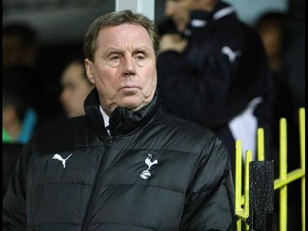 Redknapp rides his luck