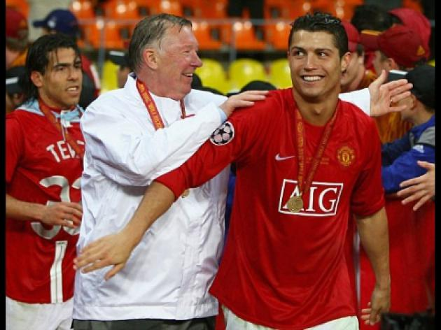 Jamie Redknapp: Sir Alex told me Ronaldo would be the greatest