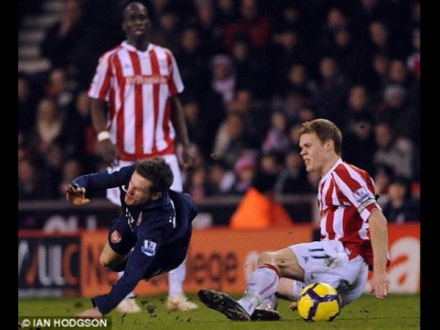 I'll be back, insists horror-injury victim Aaron Ramsey, who snubs Shawcross
