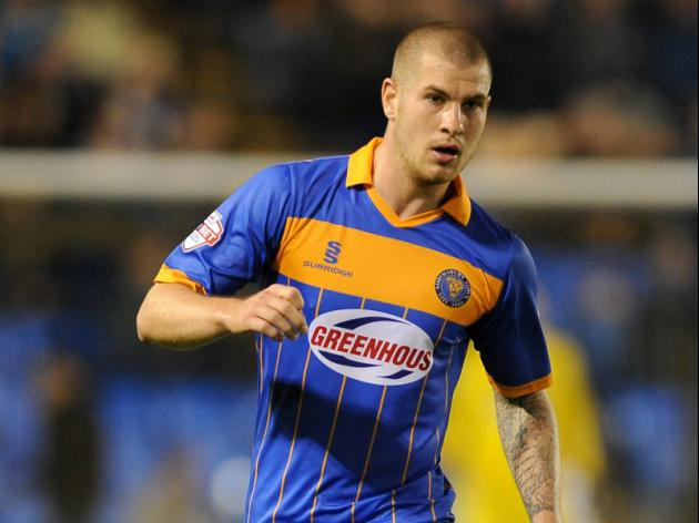 Collins, Richards and Hylton in the running for Jan's League Two PFA Fans' Player of the Month