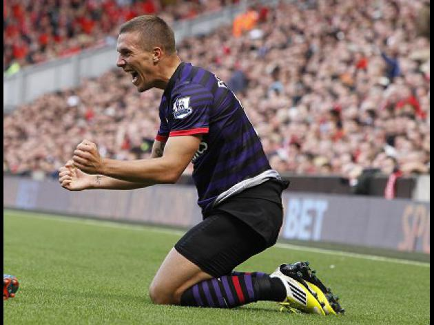 Podolski wants ink-redible success