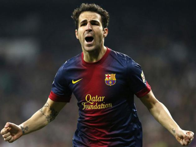Manchester United confident of signing Barcelona star Cesc Fabregas