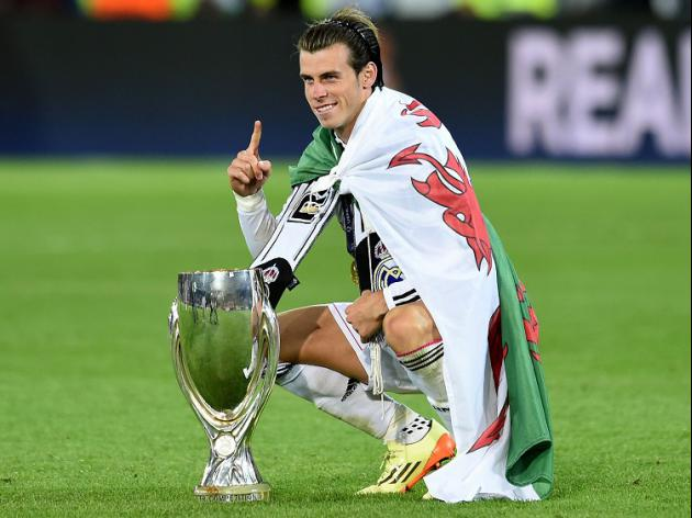 Bale settled with Madrid