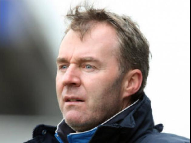 Sheridan has high hopes for Spireites