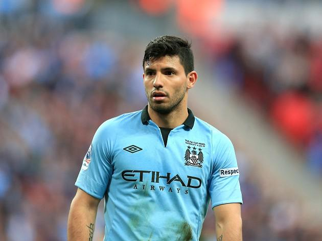 Aguero happy at City