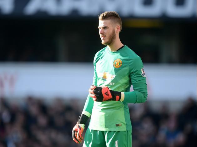 De Gea hits out at LVG row lies