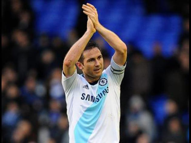 Lampard says no talks over his Chelsea future