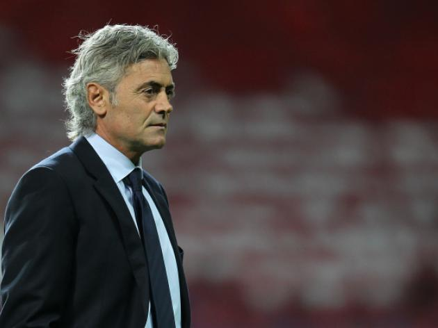 Baldini leaves Roma by mutual consent