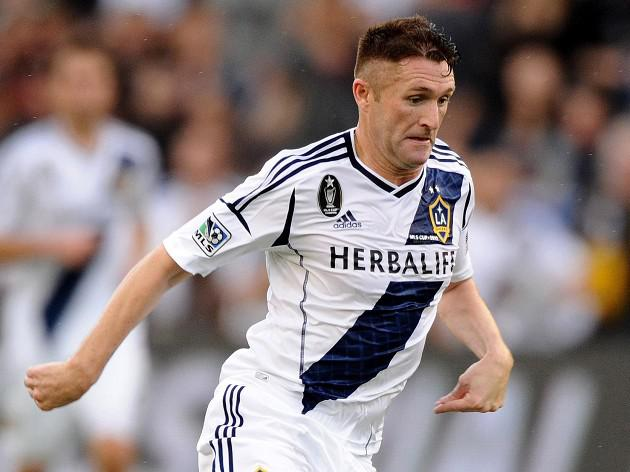 Former Tottenham striker Robbie Keane extends stay in LA