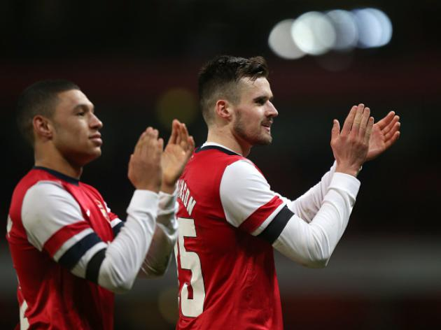 Arsenal 2-1 Liverpool: Gunners avenge league demolition