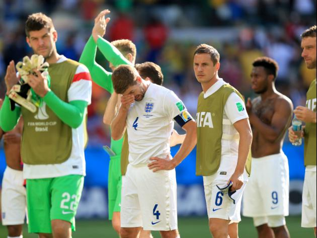 England are at their lowest FIFA rankings for 18 years