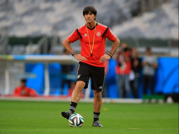 Brazil played into our hands - Loew